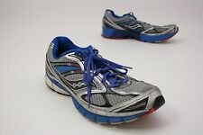 SAUCONY Men's Guide 7 Running Shoes Blue Silver 10.5  20228-1 11058 Sport lace
