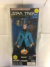 "Star Trek Dr Crusher 9"" Figure Starfleet Edition"