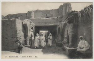 Algeria postcard - Sidi-Okba, Entree de Rue - LL No. 3 (A50)