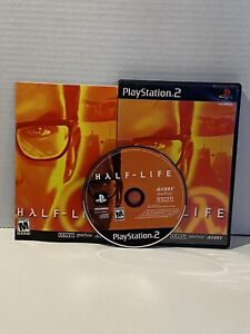Half-Life (Sony PlayStation 2, 2001) Complete Tested