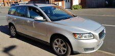 2008 Volvo V50 1.6 Diesel Estate Silver Manual