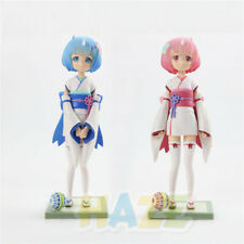 Re:Life in a different world from zero Rem Kimono Ver PVC Figur Modell Spielzeug