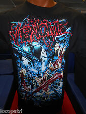 Mens Mad Engine Marvel Brand Venom Shirt New M