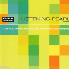MOLE Listening Pearls Vol. 1 - CD - CHILL OUT LOUNGE DOWNTEMPO