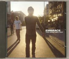 EMBRACE The Good Will Out CD ALBUM FREEWWSHIPPING