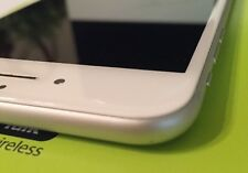 SILVER iPhone 6 Plus 16GB (Straight Talk - AT&T) Apple Smartphone Bundle (A)
