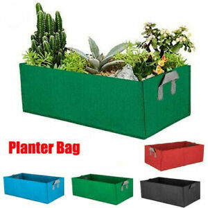 Reusable Large Grow Bag Planter Vegetable Tomato Potato Carrot Plant Pot