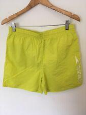 Mens Speedo Swim Shorts Yellow W32 <SW3715