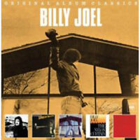Billy Joel - Original Album Classics Nuovo 5 X CD