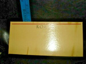 1985 Rolfs Townsman Men's Brown BiFold Billfold - New in Box
