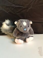 "My Blue Nose Friends: Essence the skunk (number 58), 4"" plush teddy"