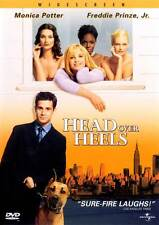 HEAD OVER HEELS Movie POSTER 27x40 B Monica Potter Freddie Prinze Jr. Shalom