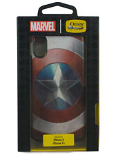 OtterBox Captain America Shield Apple iPhone X Symmetry Series Xs Case Marvel
