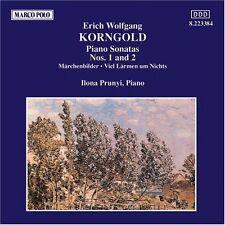 ██ ERICH WOLFGANG KORNGOLD (*1897) ║ Piano Sonatas 1 & 2