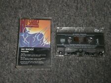 Nu Shooz~Poolside~1986 Synth-Pop~Electro~Cassette Tape~FAST SHIPPING!!