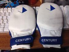 Century Kids Martial Arts Gloves Top Pad Wrist Wrap Open Thumb