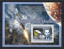 GUINEA 2008 BLOCK 1582 ** SPACE PROBE NEW HORIZONS PLUTON COSMOS ATLAS V