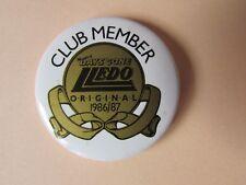 Original LLEDO Days Gone 1986 / 87 Club Member 1980's Retro Button Badge
