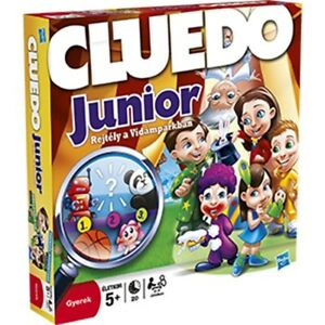 Cluedo Junior The Case of the Missing Prizes  Age 5+| Players 2-5 By Hasbro
