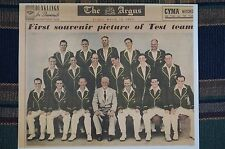 Cricket Collectable - Photo Portrait - The Argus - 1953 - First Test Team Pic.