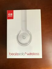 Beats by Dr. Dre Solo3 Wireless - White