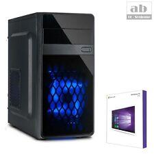 QUAD CORE PC KOMPLETT GAMER A8 9600 8GB DDR4 120GB SSD Windows 10 Computer