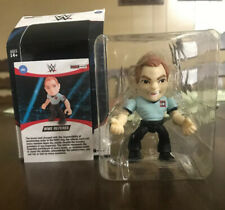 The Loyal Subjects WWE Club 28 Referee Target Blue