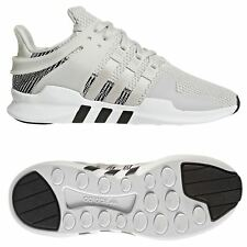 3a6a9aa33510 adidas MEN S EQT SUPPORT ADV TRAINERS WHITE SHOES SNEAKERS RUNNING 3  STRIPES GYM