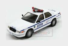 Ford Usa Crown Victoria Police Nypd 2001 White EDICOLA 1:43 ED126901