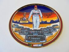 Dale Earnhardt 2000 The Magnificent Seven Sam Bass Plate Collectible MINT BNIB