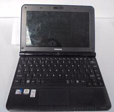 """Toshiba NB250-10G 10.1"""" Notebook Atom N455 1.6GHz DDR2 1GB 120GB WIFI WEBCAM VAT"""