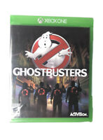 NEW Ghostbusters Microsoft Xbox One 2016 Video Game SEALED