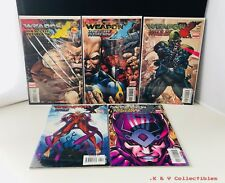 Marvel Weapon X Days Of Future Now Issues 1-5 (Full Run, 2005/6, NM/VG)