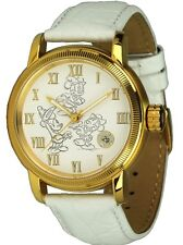 Disney Watches edle Automatikuhr mit Mickey Mouse Motiven Unisexuhr Ø 40mm