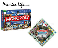 Monopoly Lincoln Edition Board Game