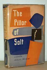 Albert Memmi - The Pillar of Salt - 1st 1st HCDJ 1955 - SCARCE - Jewish Lit - NR