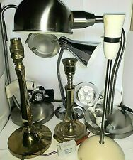 LIGHTING ** LAMPS, SPOTLIGHTS & TORCHES - click SELECT to view INDIVIDUAL items