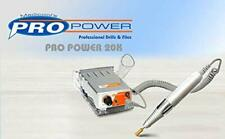 Medicool Pro Power 20k  Coreless Rechargeable Electric File- Open Box, Not used