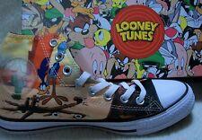 Converse 161188C CTAS Hi Looney Tunes Roadrunner Men's 8- Women's 10