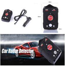 Detector de radar láser 360 ° COCHE PANTALLA LED advierten 16 banda para el tráfico de voz Monitor