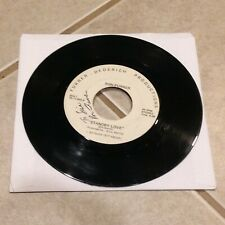 """Ron Furrer Autographed Signed 45 RPM Record. """"Standby Love / """"My Way"""""""