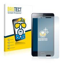 2x Samsung GT-i9100 Display Schutz Folie Matt Entspiegelt