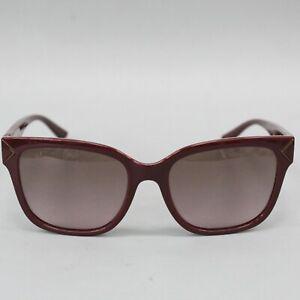 Tory Burch TY9050 Burgundy Red Sunglasses 55-17-140