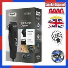 Wahl 100 GroomEase Series Hair Clipper for Men - Black