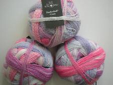 Crazy Zauberball 100g Schoppel Farbe 2254 Wolke 8 wolle Sockenwolle