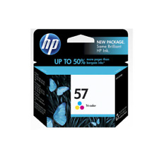HP - 57 Standard Capacity - Color (Cyan, Magenta, Yellow) Tri-Color