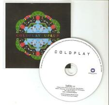 COLDPLAY 'UP & UP' UNPLAYED 'DUTCH' ONE TRACK CD PROMO - MINT CONDITION