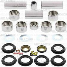 All Balls Swing Arm Linkage Bearings & Seal Kit For Kawasaki KX 125 1994-1997
