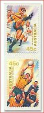 AUS99192 Rugby 2 stamps self-adhesive