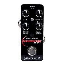 Pigtronix Disnortion Micro Overdrive Pedal
